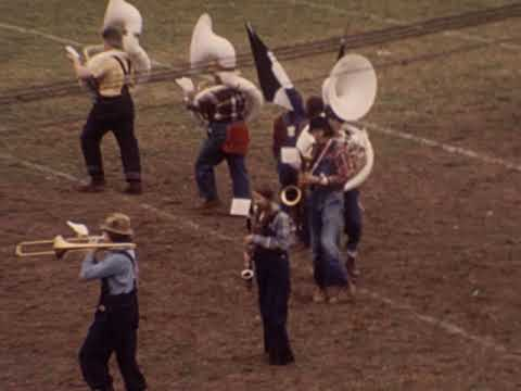 Sevier County High School Marching Band 1970's (2)