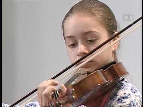 В каком возрасте отдать ребенка на скрипку