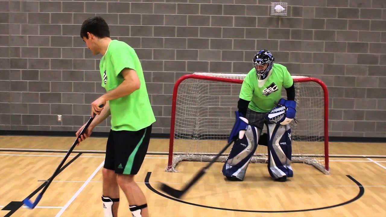 Floor Hockey Rules  Goalie Violations  YouTube