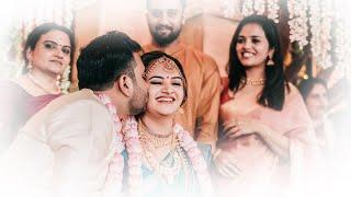 Kiss Me 😘 Kerala Hindu Wedding |2021 | Gopika & Goutham