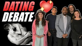 Modern Dating, Sex, Love & Relationships Panel!  Incel, Virgin, Feminist, Divorcé (#126)