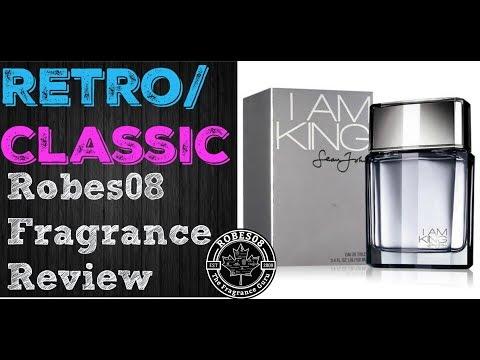 Retro: I Am King By Sean John Fragrance Review (2008)