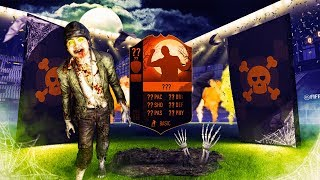 WE PACKED A ZOMBIE! SCREAMER IN A PACK! FIFA 18 ULTIMATE TEAM!