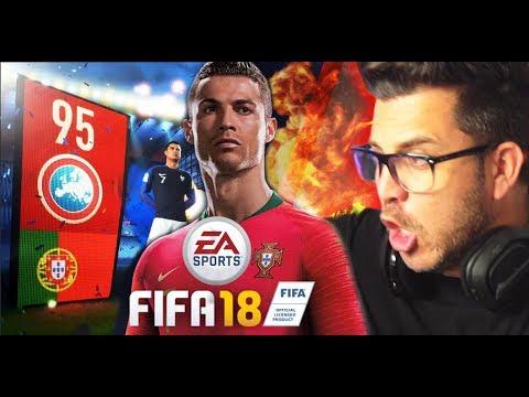 HO TROVATO CRISTIANO RONALDO !!! - FIFA 18 WORLD CUP 😱