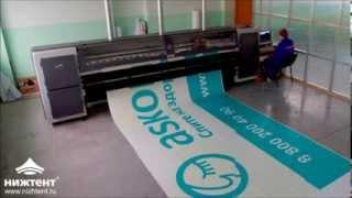 Широкоформатная печать(Компания Нижтент www.nizhtent.ru предлагает широкоформатную печать для наружной рекламы (баннерная реклама) на..., 2013-12-25T07:44:58.000Z)