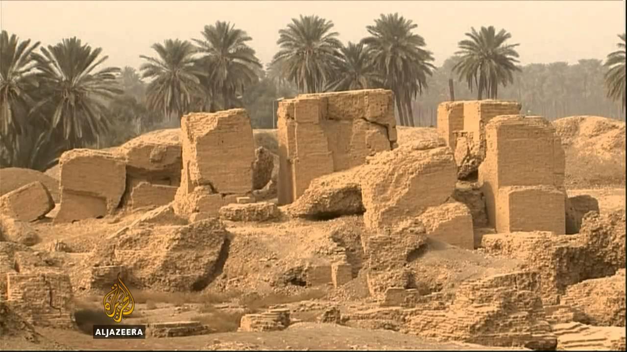 Obnova drevnog Babilona nakon rata u Iraku - Al Jazeera Balkans ...