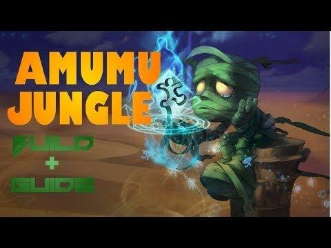 Amumu Guide - Cách chơi lên đồ cho Amumu