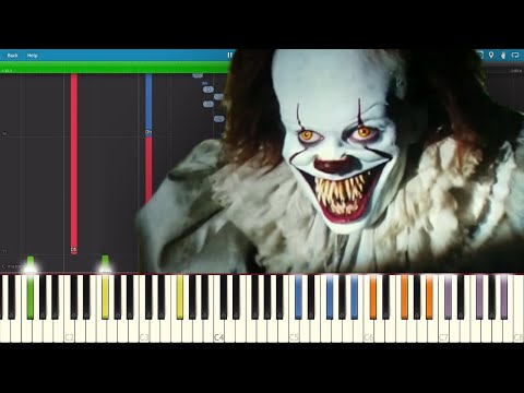 IMPOSSIBLE REMIX - IT (2017) The Pennywise Dance - Piano Cover