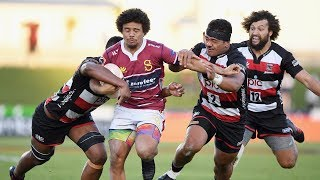 ROUND 7 HIGHLIGHTS: Southland v Counties Manukau – 2019