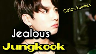 Jungkook Being Jealous //  Celos de Jungkook //Jungkook and Jimin Couple. JIKOOK KOOKMIN