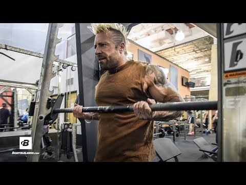 Biceps and Triceps Workout | Day 38 | Kris Gethin