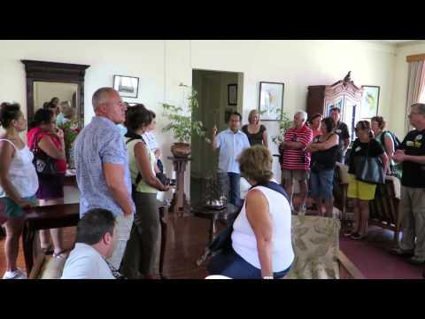 MSC Excursions Panoramic tour in Trinidad Tobago - www.giramundos.com