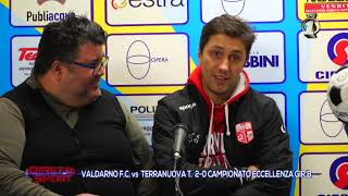 Eccellenza Girone B Valdarno-Terranuova Traiana 2-1
