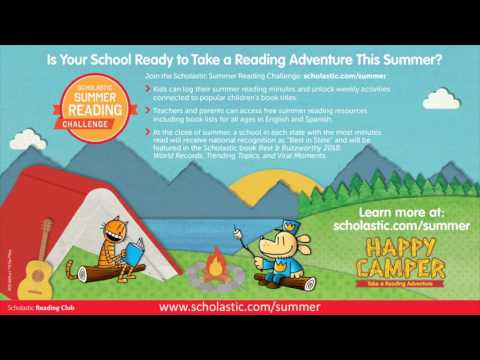 Scholastic Reading Club May 2017 Highlights