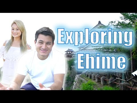 Exploring Ehime With OkanoTV & Moe Style