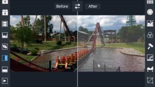 Videograde App Soft Light Color Grade Tutorial
