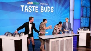 Sisters Team Up for 'Taste Buds'