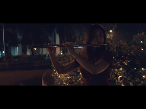 SILENT NIGHT - Flute Instrumental