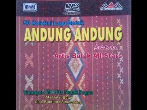 50 Koleksi Lagu Batak Andung Andung, Vol. 1