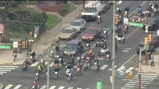 Philadelphia Police Issue Warning After Dirt Bike, ATV Gangs Swarm City Streets