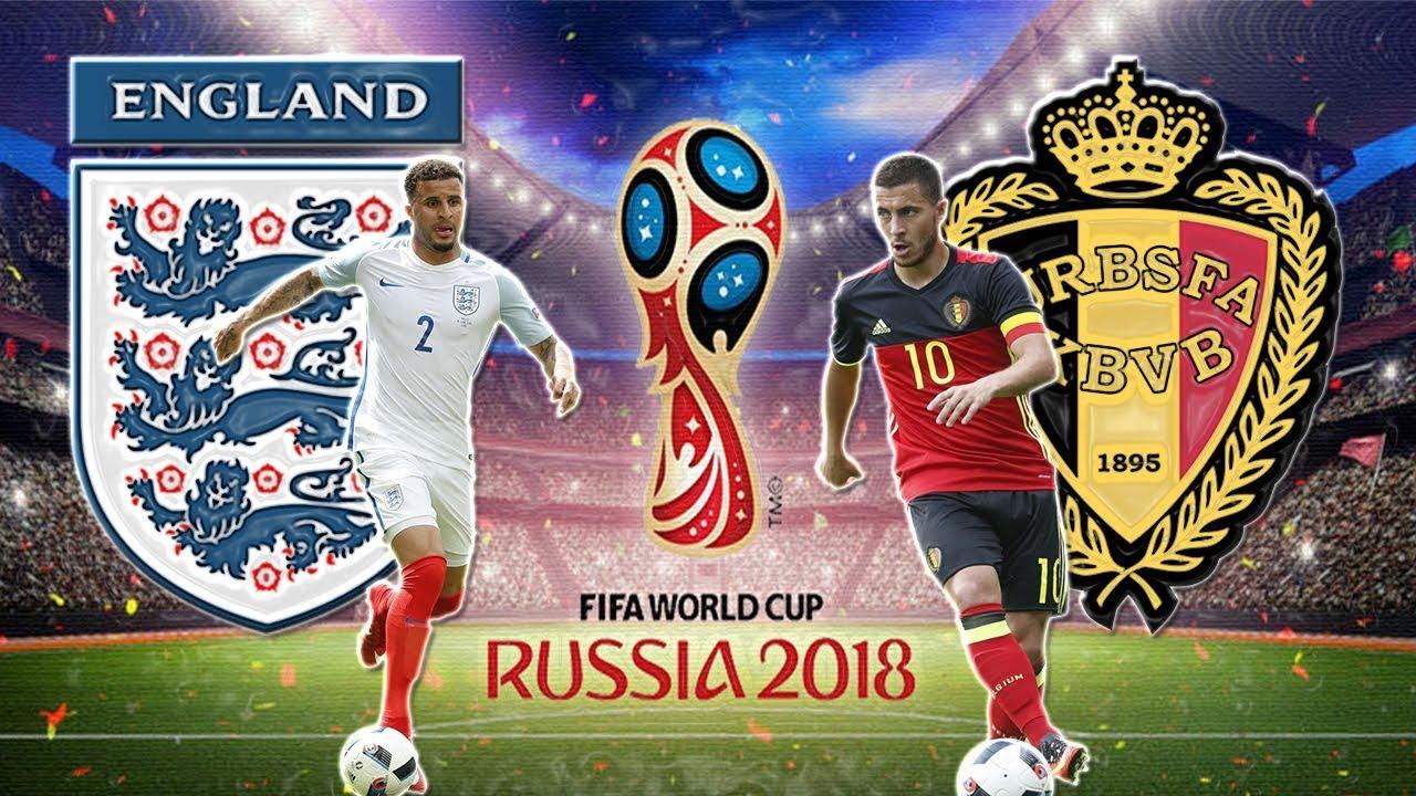 Resultado de imagem para copa do mundo fifa 2018 DECISÃO 3º E 4º - BÉLGICA 2XO INGLATERRA