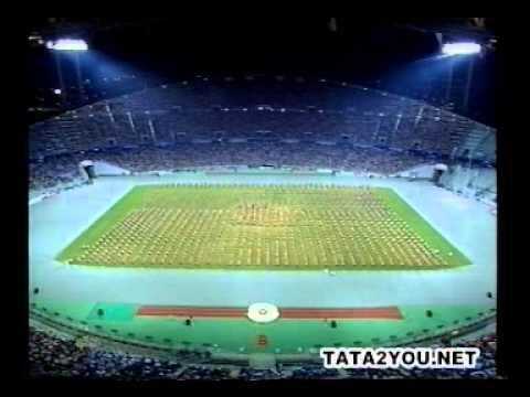 13th Asian Games Bangkok 98 - Opening Ceremony PART 1/2