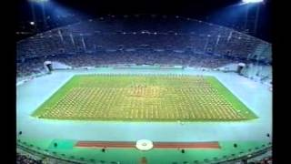 13th Asian Games Bangkok 98 - Opening Ceremony PART 1/2