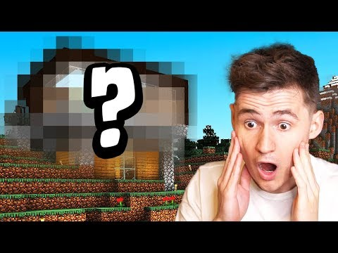 POSTAVILI JSME SI DŮM L Minecraft W/ MenT, House #2