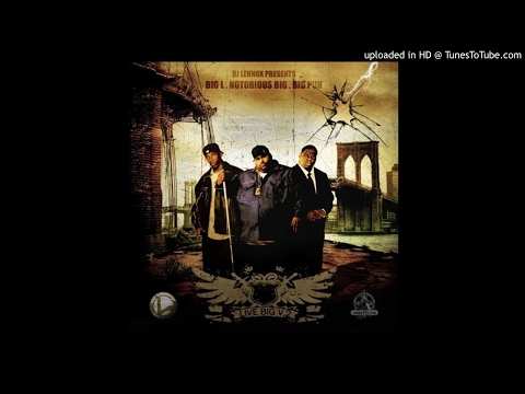 Notorious B.I.G Big Pun & Big L - Best Of Big Mixtape (2015)
