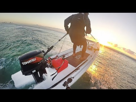 How close is a bateau to a solo skiff ?   Boat Design Net