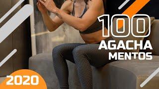 Desafio do Agachamento #01 - 100 agachamentos por dia - Carol Borba