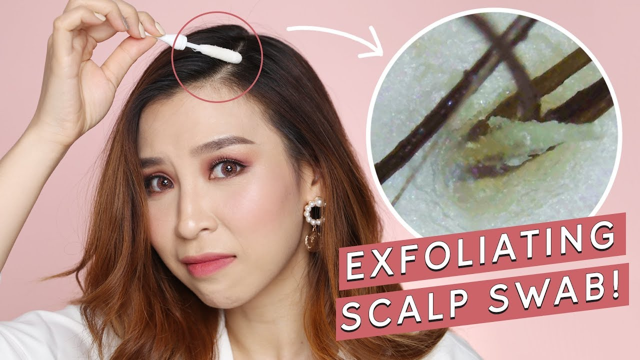 Download Exfoliating My Scalp Under A Microscope