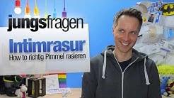 Intimrasur, Penis rasieren | jungsfragen.de