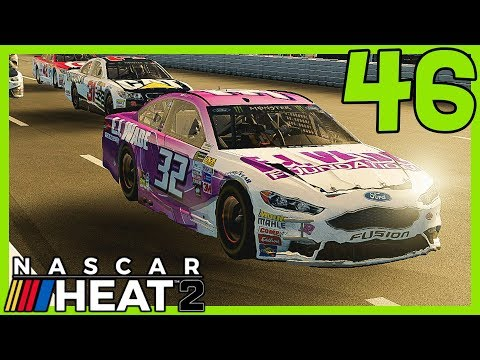 Our Cup Series Debut! - NASCAR Heat 2 Career Mode S3. Episode 46
