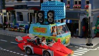 Nice Ride! - LEGO Scooby Doo - Mini Movie 4