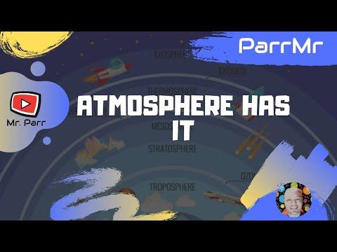 Atmosphere Has It
