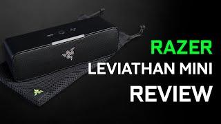 Razer Leviathan MINI Bluetooth Speaker Review
