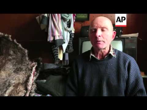 Hunting beavers a way of life for trappers in Belarus