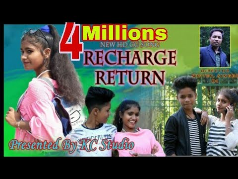 Recharge Return Hd Song  Kiran & Karan  Singar Purnima & Kc  Kc Studio Official