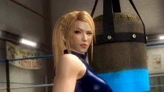 Dead or Alive 5 Official Trailer
