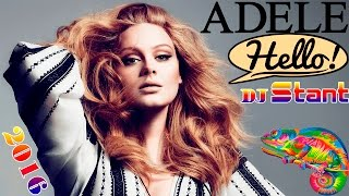 DJ Stant feat Adele - Hello 2016 (Club Remix Extended) / Electro House Music & Dance Music 2016