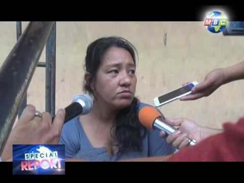 MBC OZAMIZ SPECIAL REPORT -Buy bust operation at Carmen Annex & 50th District,,Ozamiz City