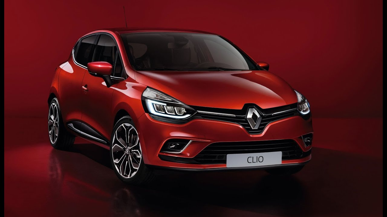 renault clio facelift 2016 photos youtube. Black Bedroom Furniture Sets. Home Design Ideas