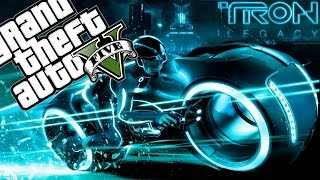 TRON MODU - GTA V ONLINE !