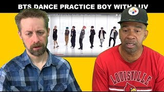 BTS REACTION Boy With Luv Dance Practice