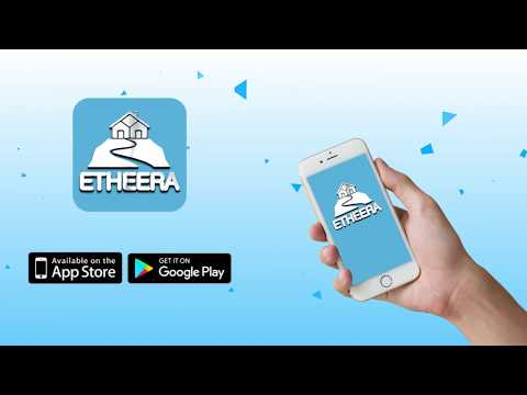 Etheera Portal 2.0  - World's first blockchain  based Real Estate listing App