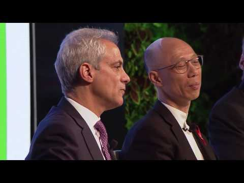 C40 Mayors Summit – Day 2: Less is More: Energy, Buildings and our Urban Future