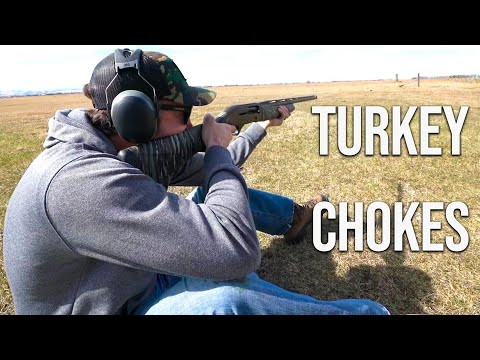 How To Pattern A Shotgun For Turkey Hunting