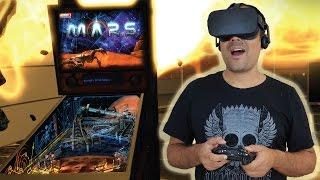 PINBALL FX2 EN REALIDAD VIRTUAL - Oculus Rift