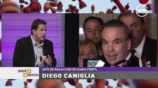 Diego Caniglia - Jefe de redacción Diario Perfil